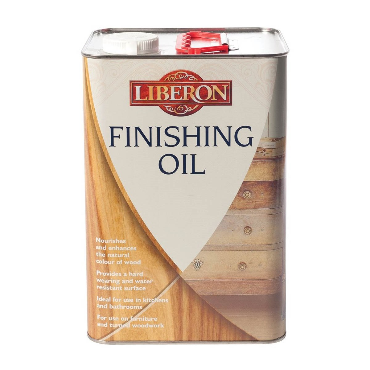 Liberon Finishing Oil 5 Litre