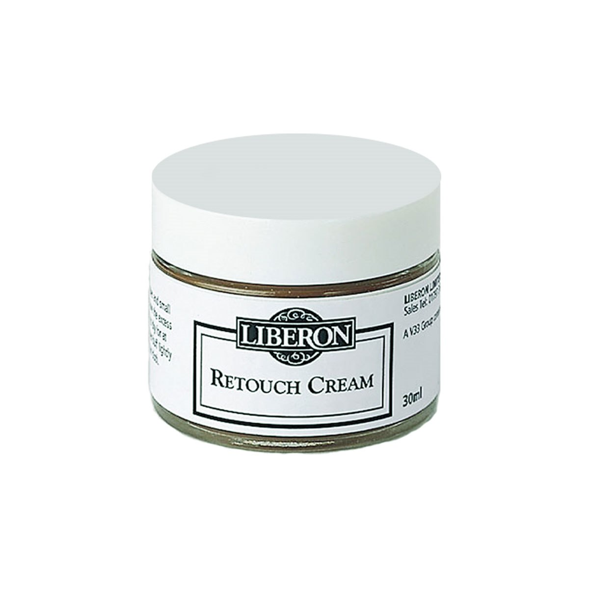 Liberon Retouch Cream Dark Mahogany 30ml