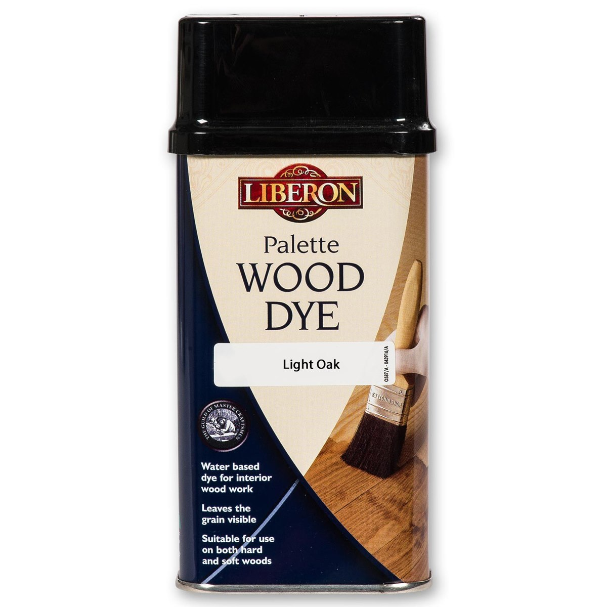 Liberon Palette Wood Dye Light Oak 250ml