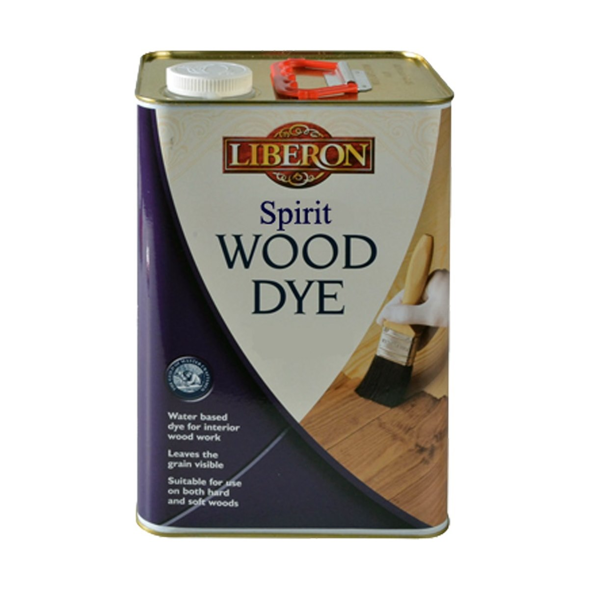 Liberon Spirit Wood Dye Light Oak 5 Litre