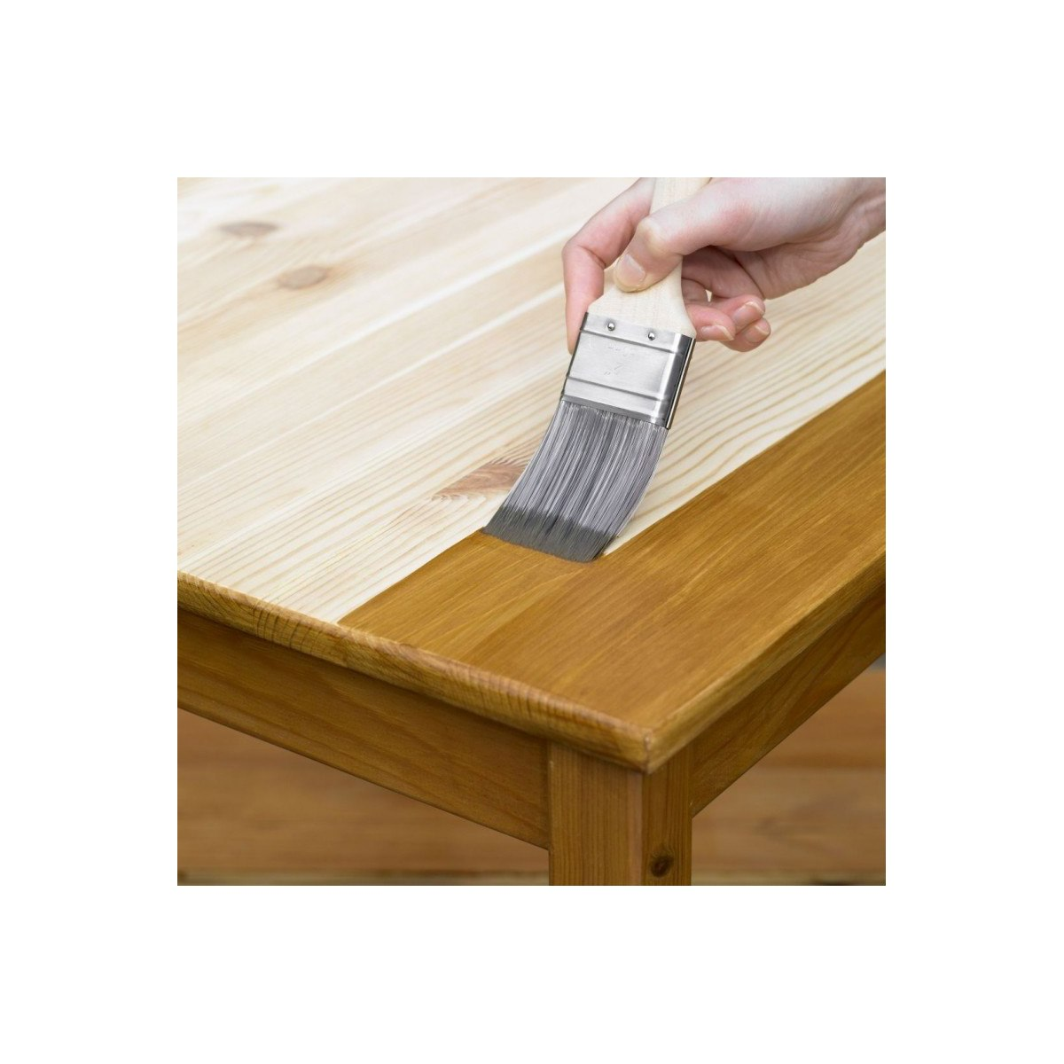 Apply Danish Oil to Wooden Furniture