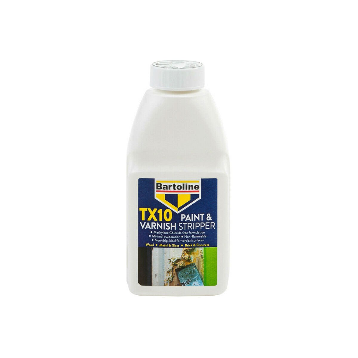 Bartoline TX10 Paint and Varnish Stripper 500ml