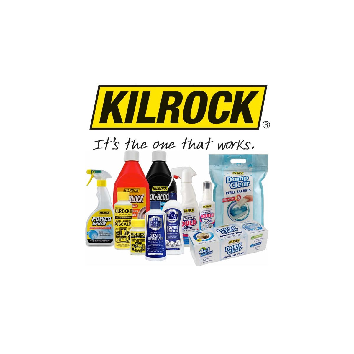 Where to Buy Kilrock Products