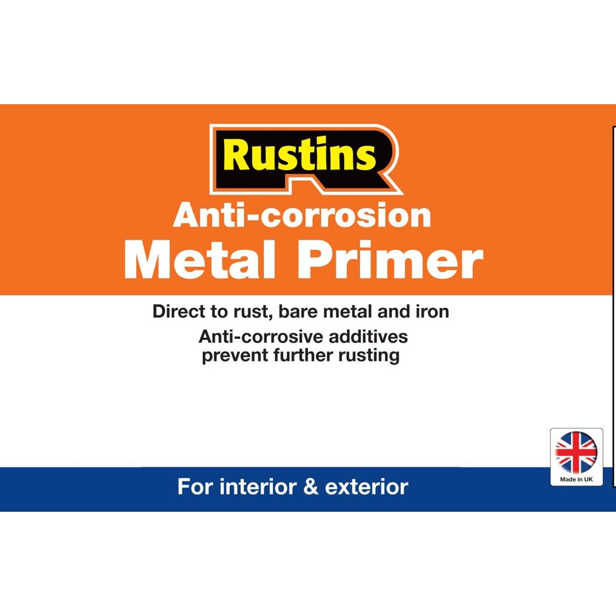 Anti-Corrosion Grey Primer Paint for Metal