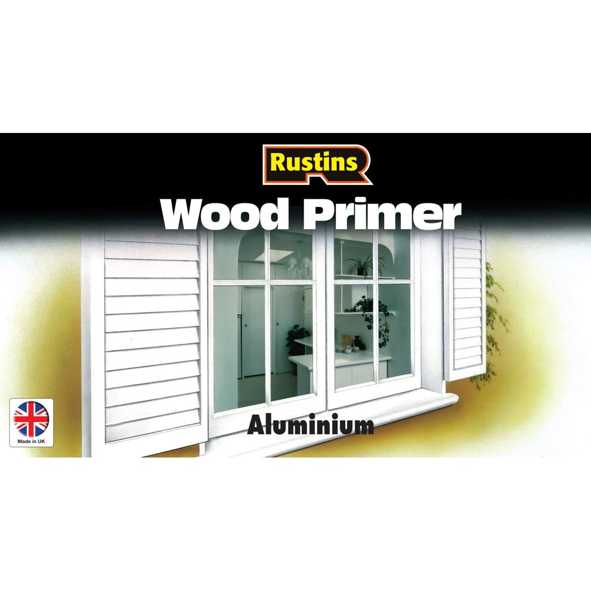 Where to Buy Rustins Aluminium Wood Primer
