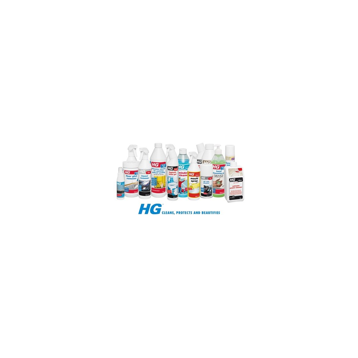 Where to buy HG Products