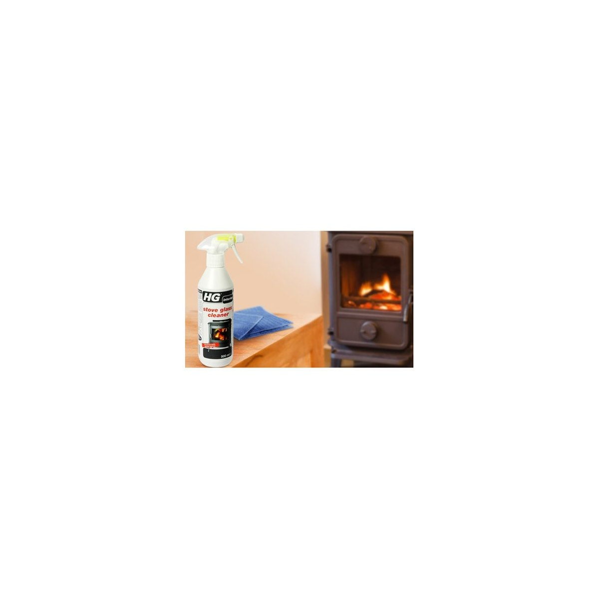Best Cleaner for Woodburner Stove Glass