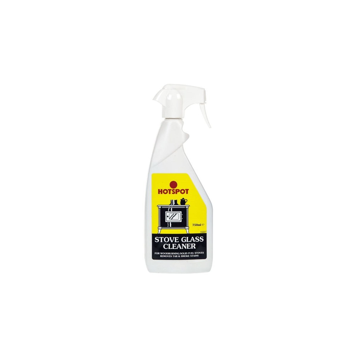 Hotspot Stove Glass Cleaner Spray 750ml