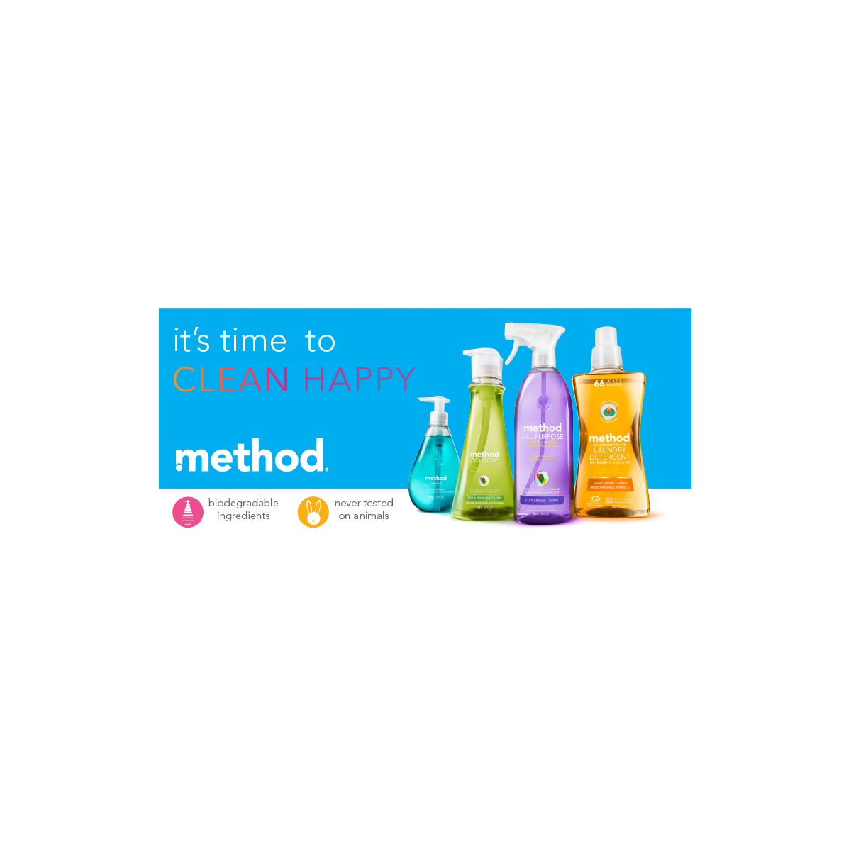 Method Eco-Friendly Products