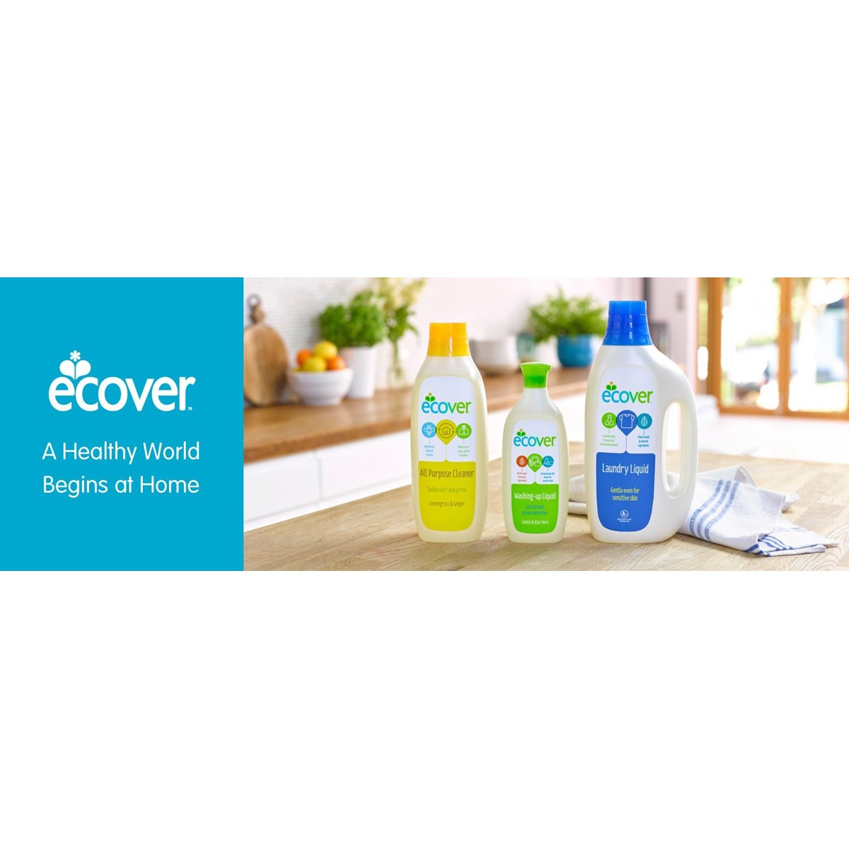 Where to Buy Ecover Products