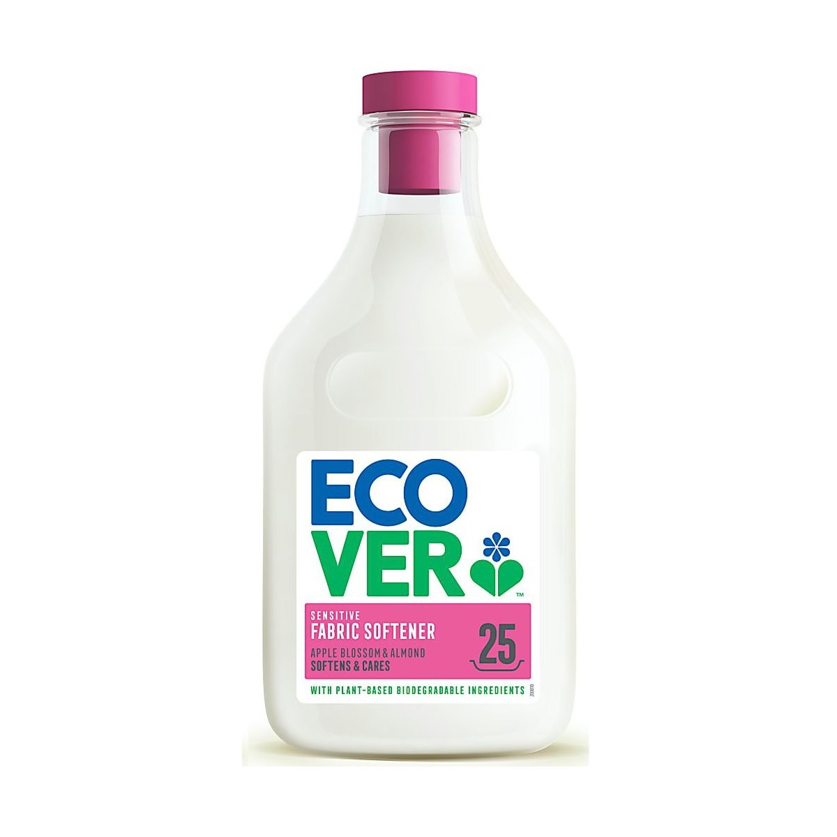 Ecover Fabric Softener Apple Blossom and Almond Fragrance 750ml