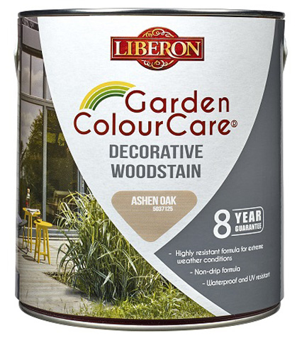 Liberon Garden ColourCare Decorative Wood Stain