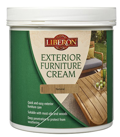 Liberon Exterior Furniture Cream