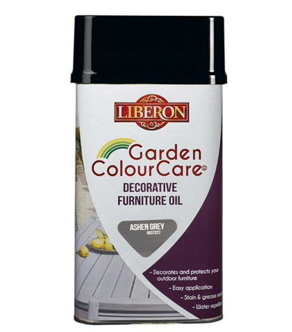 Liberon Garden ColourCare Decorative Furniture Oil